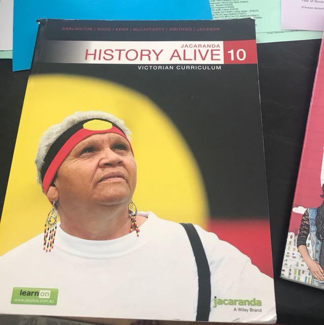History alive 10
