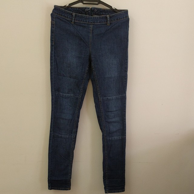 H&M slim fit jeans in UK12