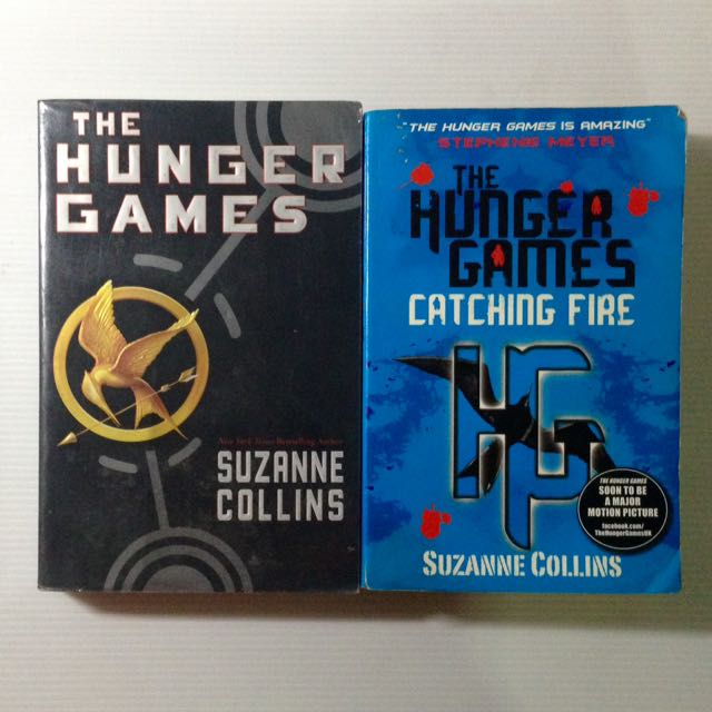 Hunger Games Books 1 and 2