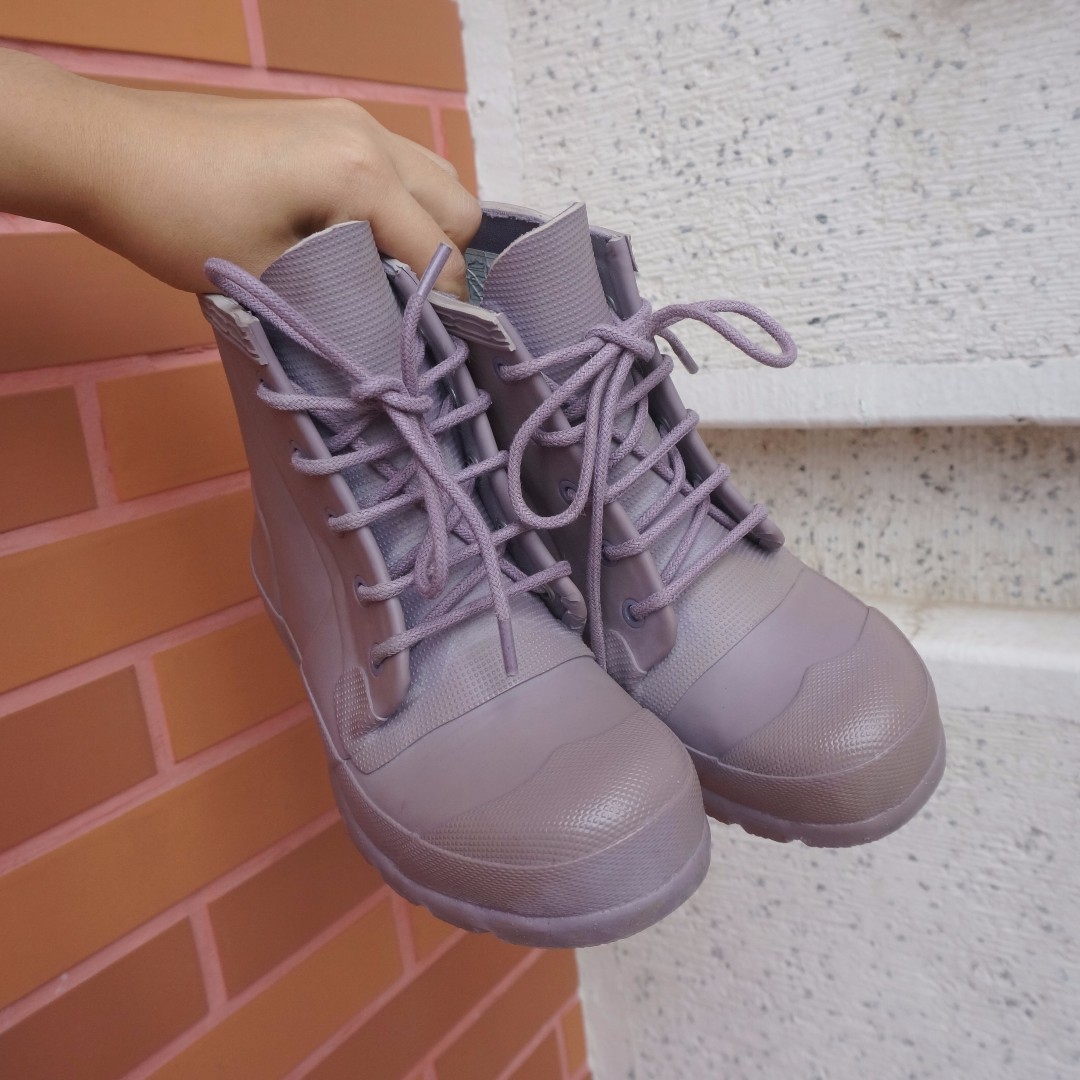 Hunter 雨靴 軍靴 中高筒 UK3