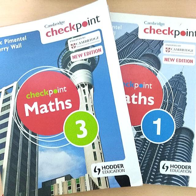 X5 IGCSE Textbooks
