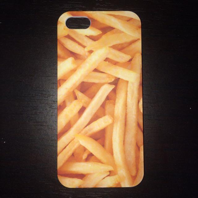 iPhone 5/5s Fries Case #blackfriday50