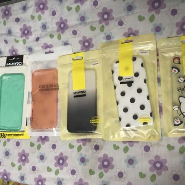 Iphone 7 case take all