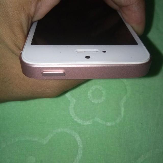 Iphone SE Rosegold 16gb GPP LTE