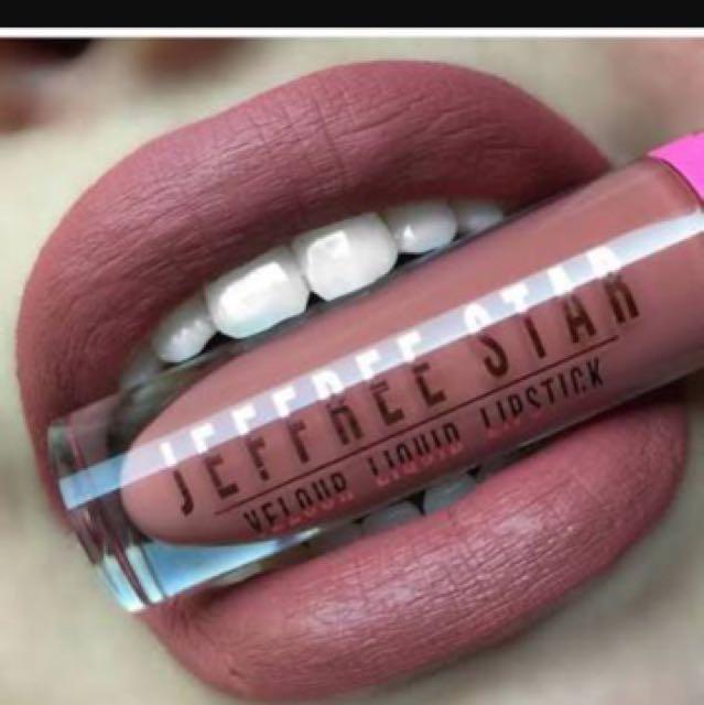Jeffree Star liquid lipstick in Gemini - authentic and brand new