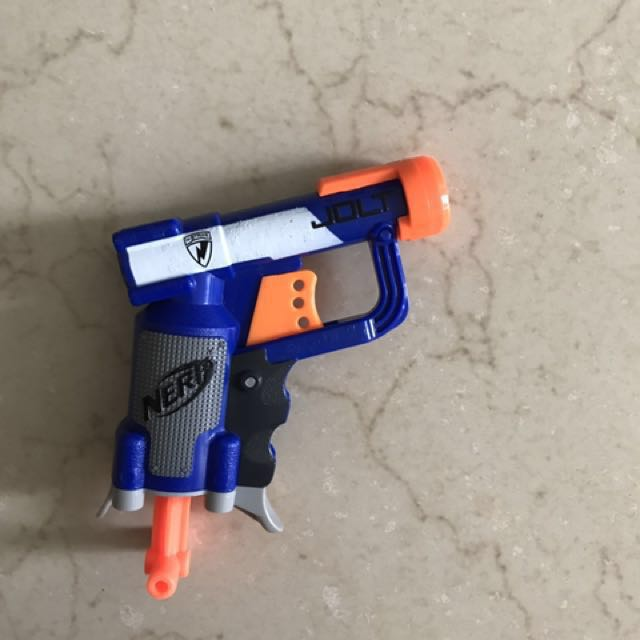 Nerf Pistol Elite Jolt Lanzadardo17X22