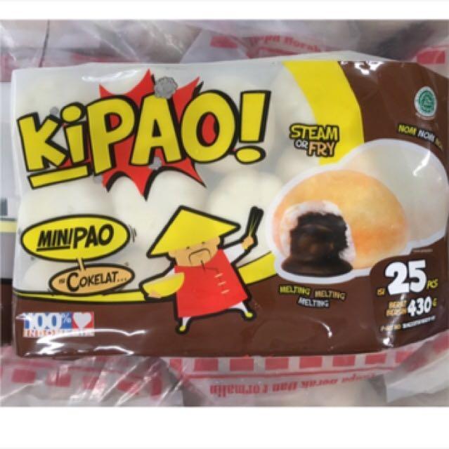 Kipao frozen food
