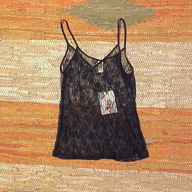 Lace singlet new with tags