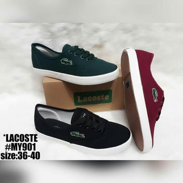 Lacoste for ladies