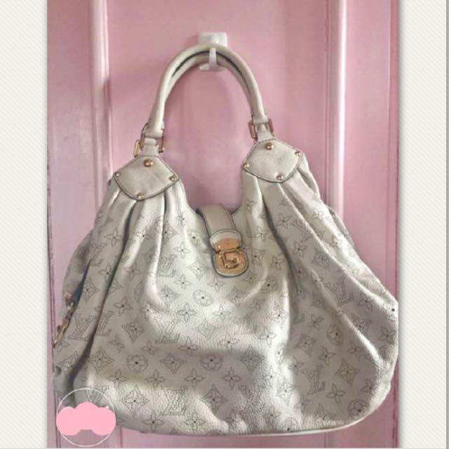 Louis Vuitton Mahina Bag