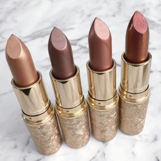 Mac snowball holiday collection