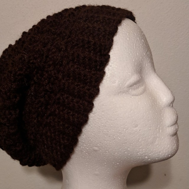 Made to order Slouchy hat beanie