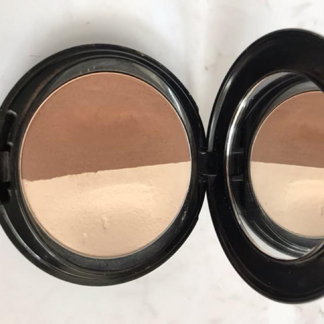Makeover face contour kit