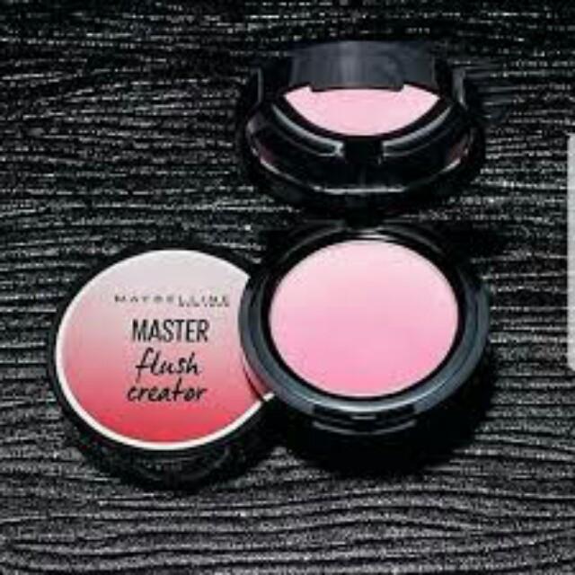 Maybelline Master Flush Creator - Tickled Pink