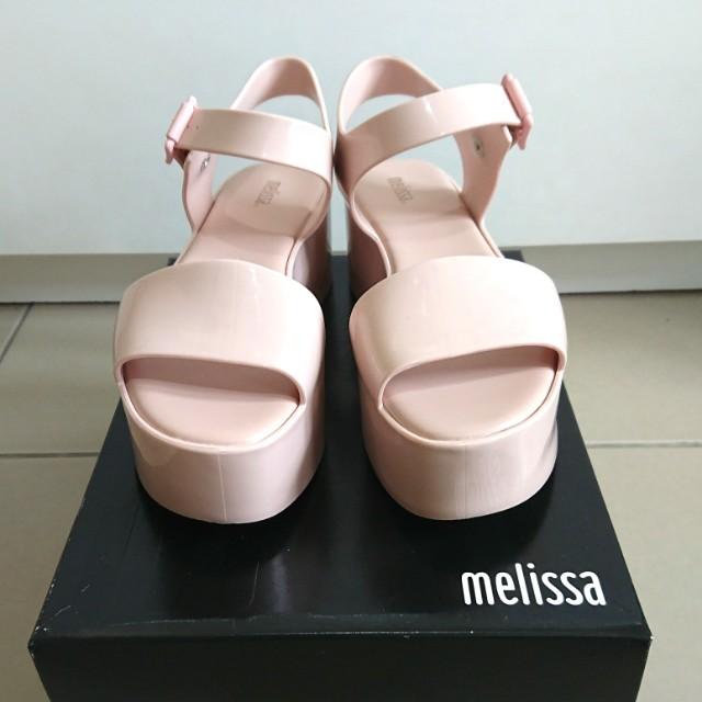Melissa Mar Ad Light Pink US Size 7