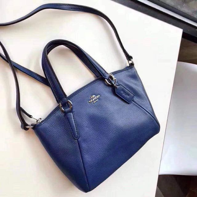 869c7ba4fc7e MINI KELSEY SATCHEL IN PEBBLE LEATHER COACH F57563 PROMO PRICE RM480 ‼️  Available 10 Colors✅   Np RM 5xx DEPO RM250 PROMO Last Date 30 ...