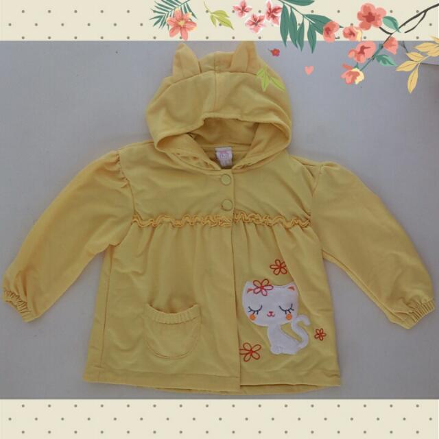 (New) Kitty Hoodie Jacket