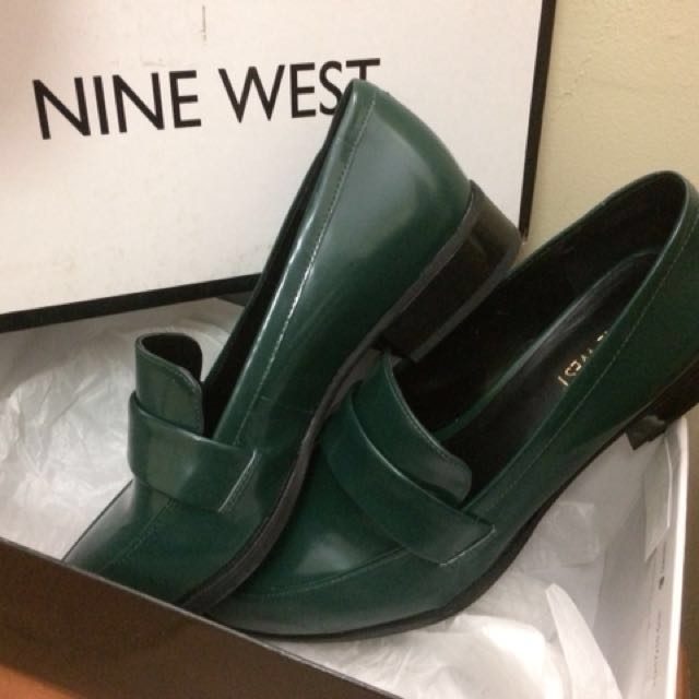[NEW] Nine West Loafers (7/39-40)