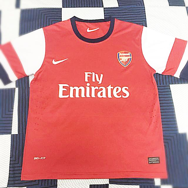 hot sale online 615d4 a3b77 NIKE ARSENAL JERSEY 2013/14