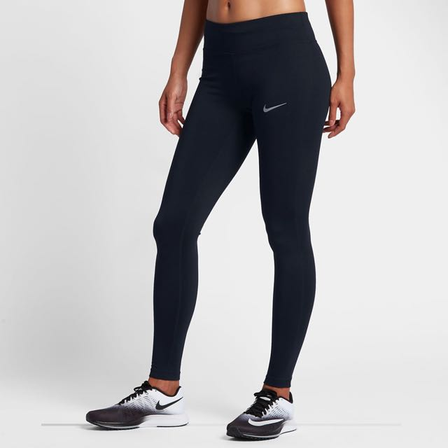 "Nike essential running tights (28.5"")"