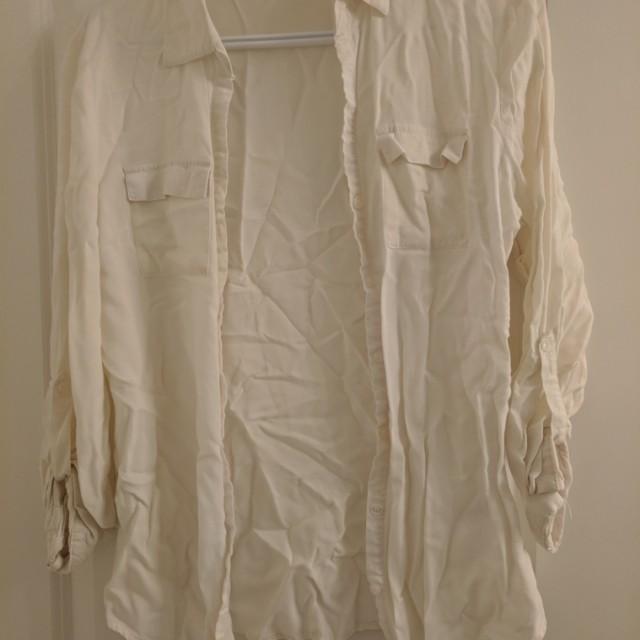 Off white shirt