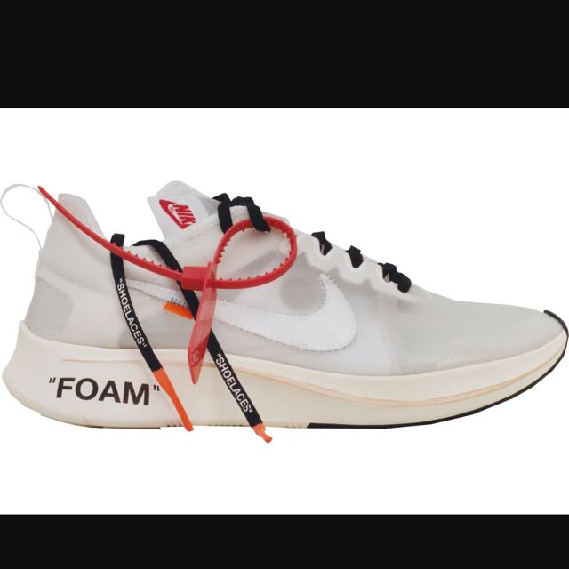 c1d96efbe80d Off white x Nike Zoom Fly WTB