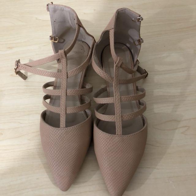 Parisian Shoes (used twice)