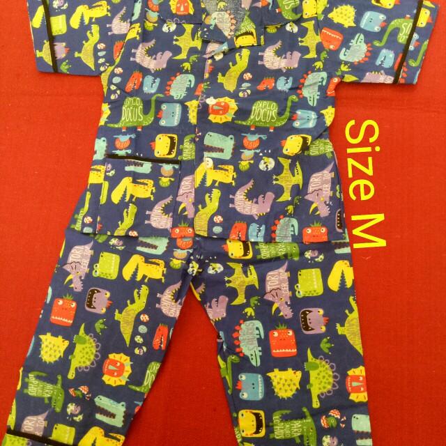 Piyama anak size M (1-2th)