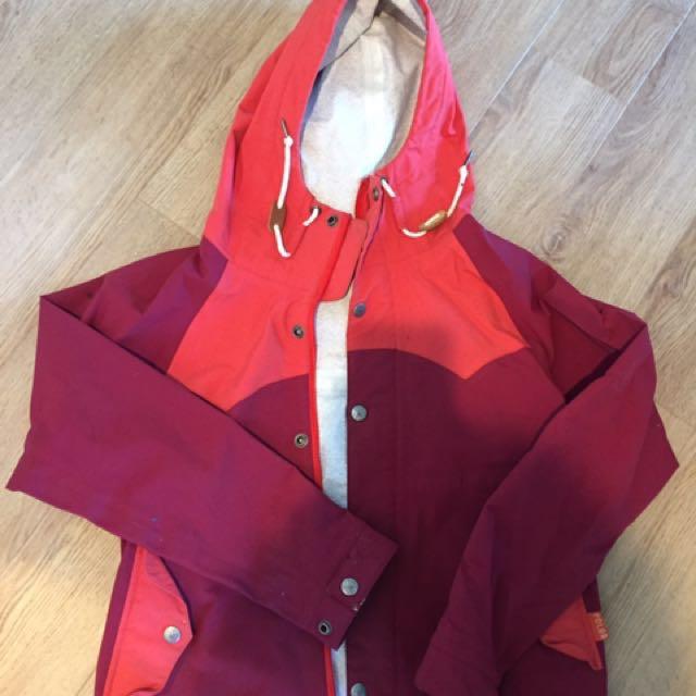 Poler waterproof jacket XS
