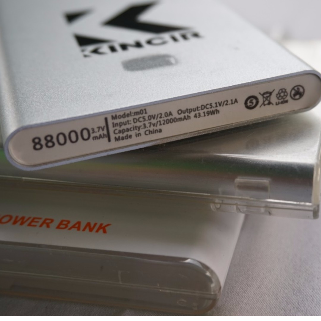 Power Bank 88000 mAH