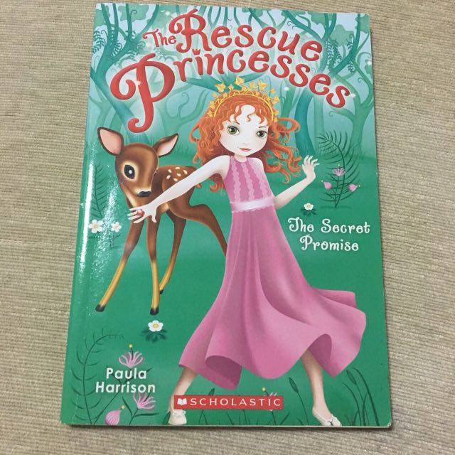 Rescue princesses