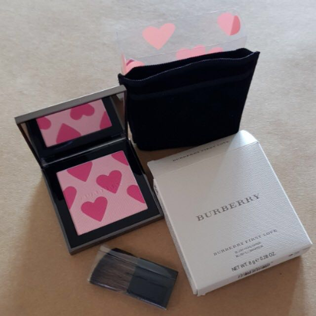 LAST PRICE! BURBERRY First Love Blush Limited Edition