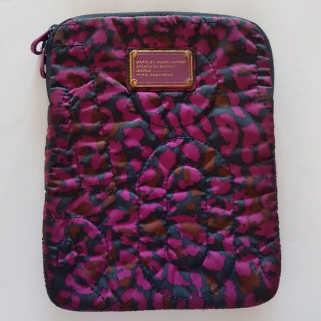 MARC by MARC JACOBS Multicolored iPad Case Sleeve