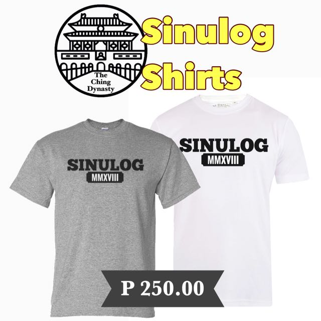 Sinulog Shirt