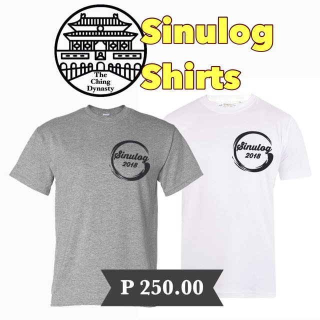 Sinulog Shirts