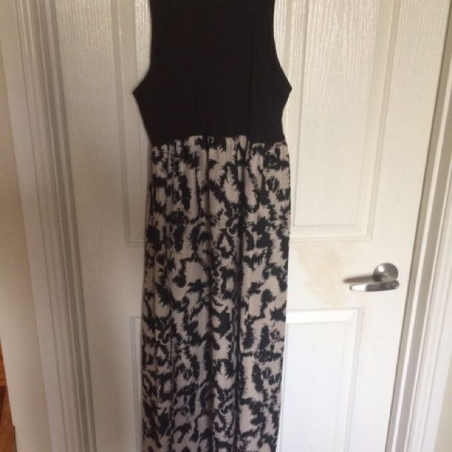 Size 10 Wish Maxi dress