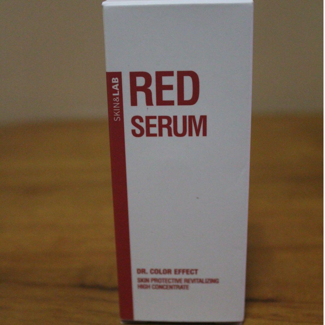 Skin & Lab Red Serum