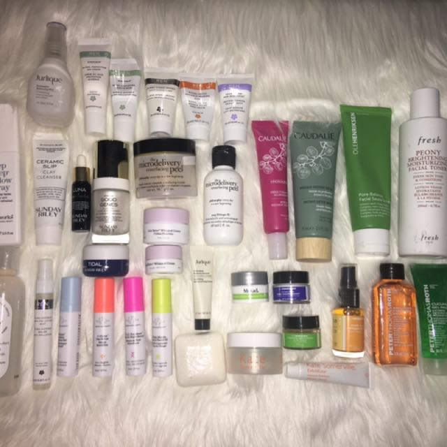 Skincare Bundle/LOT