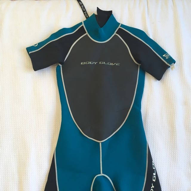 Small woman's wetsuit
