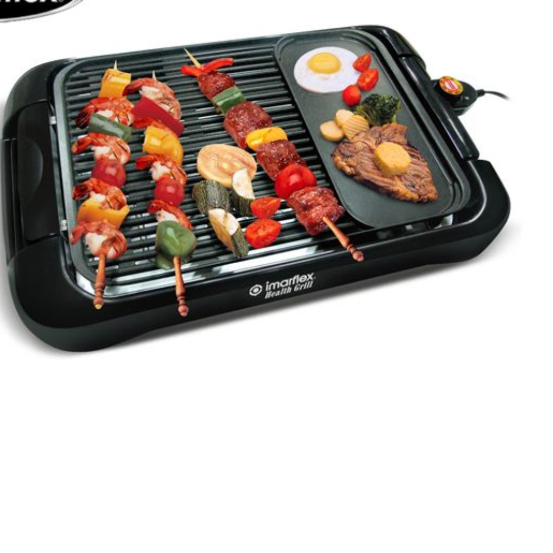 Smokeless Electric Griller