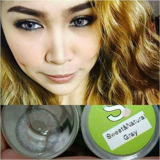 Sparkle Contact Lens