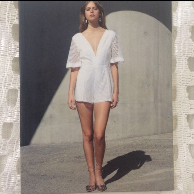 Staple The Label Playsuit