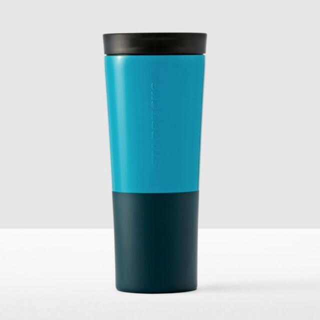 Starbucks Tumbler Original Stainless steel Deep Aqua 12 fl oz (Tall)