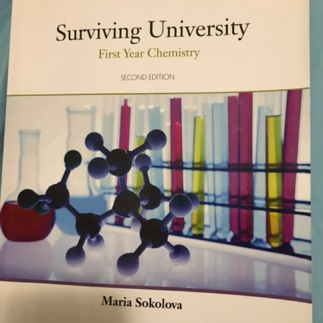 Surviving university first year chemistry