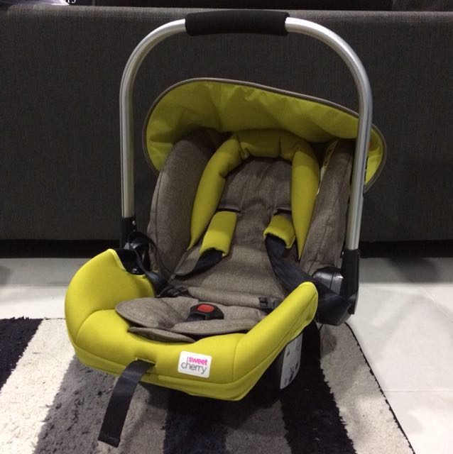Sweet Cherry SCR7 Carrier Carseat Olive Green