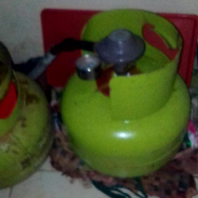 Tabung gas melon