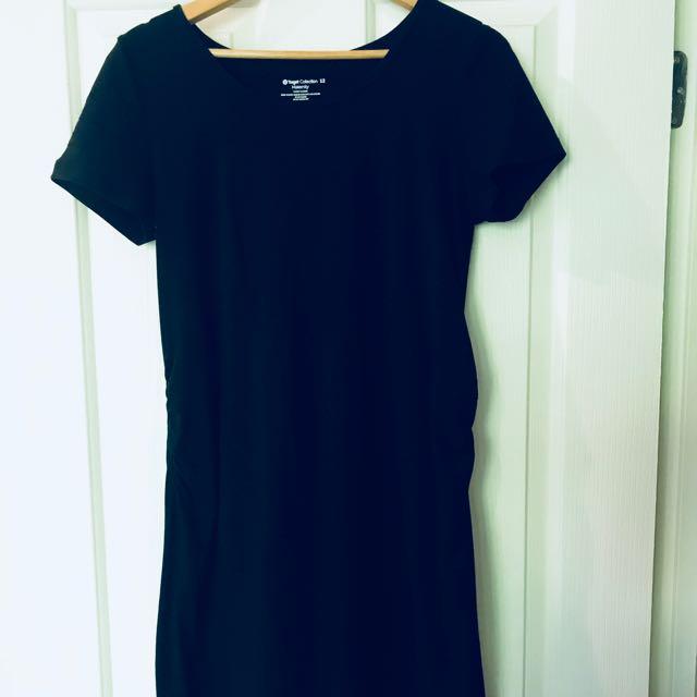 Target maternity dress size 12