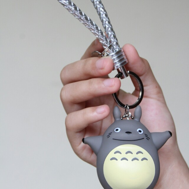 TOTORO key's chain Import Quality! Left Only 2 Pcs