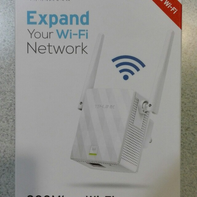 New Tp-link Network Tl-wa855re 300mbps Wifi Range Extender Retail Computers/tablets & Networking Home Networking & Connectivity