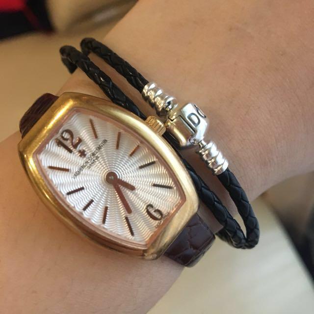 Vacheron Constantin江詩丹頓 手錶